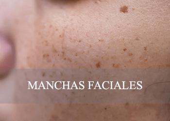 tratamiento manchas faciales valencia
